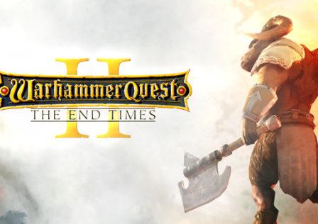 warhammer quest 2 TET
