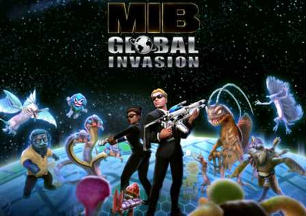 MIB Gloabl invasion