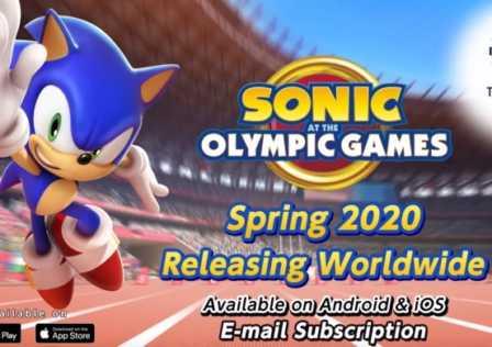 Sonic at olympics tokyo