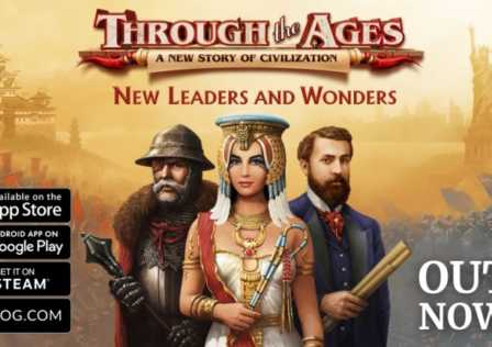 Through the Ages DLC
