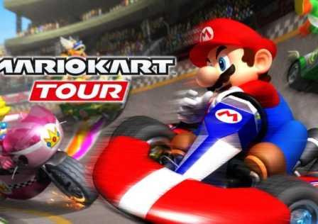 mario kart tour logo 2