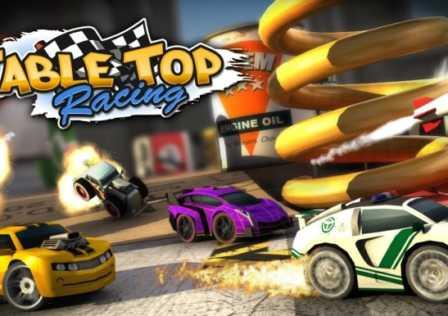 table top racing