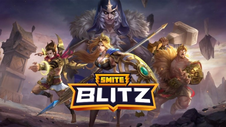 Smite Blitz is Out Right Now on Android