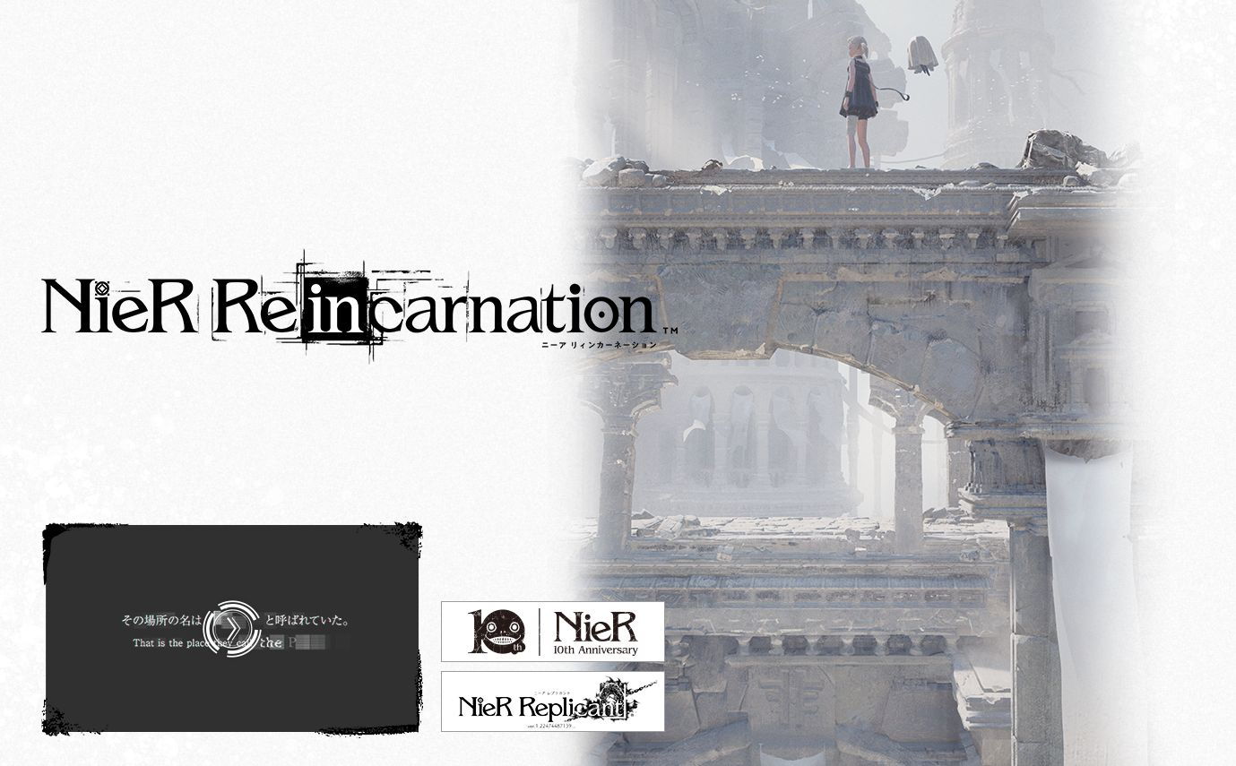 NieR Reincarnation Is Available for Pre-Registration in Europe and North America – Droid Gamers