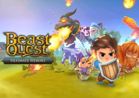 Beast-Quest-Ultimate-Heroes-screenshot-1