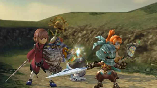 Final Fantasy Crystal Chronicles Remastered Edition is Coming to Android on August 27th, New Trailer Revealed