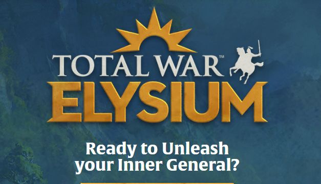 The Total War Series Goes CCG with Total War: Elysium