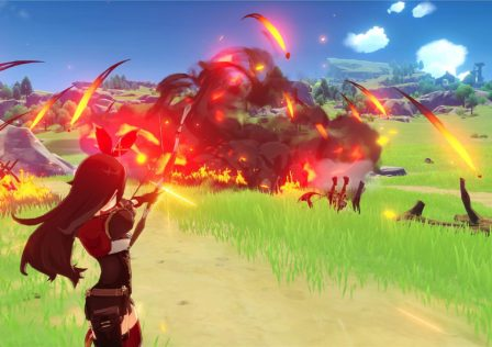 Breath of the Wild-esque RPG Genshin Impact Lands on ...