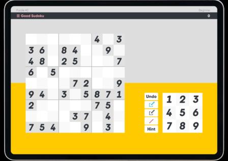 good-sudoku