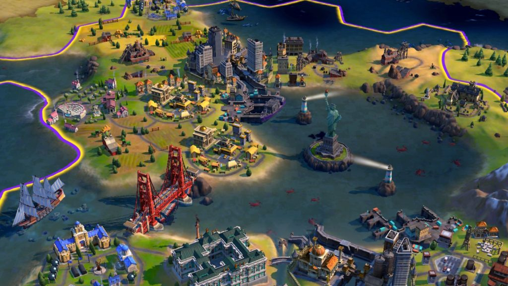 Civilization VI Invades the Google Play Store Flanked on Both ...