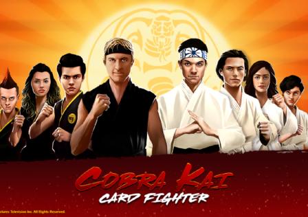 COBRA KAI CARD FIGHTER – FACEBOOK