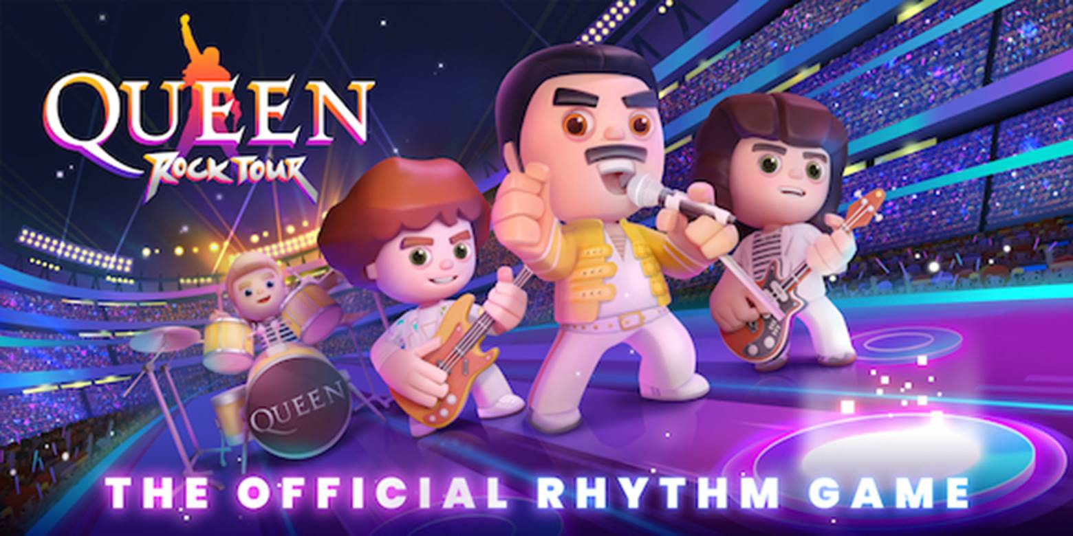 Queen: Rock Tour Is a Rhythm-Action Mobile Game That Lets You Rock Out to  Queen Songs - Droid Gamers