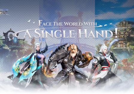 Perfect World- Revolution main image