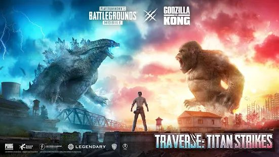 Godzilla's Ongoing Promotional Rampage Reaches PUBG Mobile in Latest Game Update – Droid Gamers