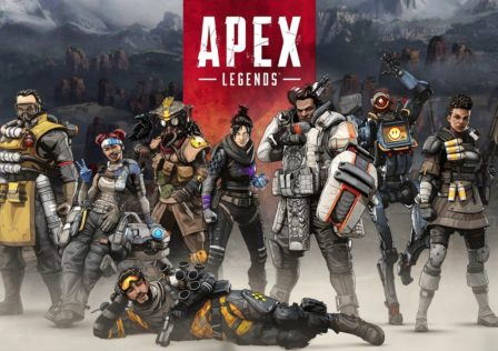 apex-legends-artwork-the-characters-from-the-game-posing-in-front-of-the-logo