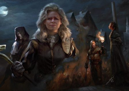 once-upon-a-pyre-price-of-power-artwork-gwent-the-witcher-card-game