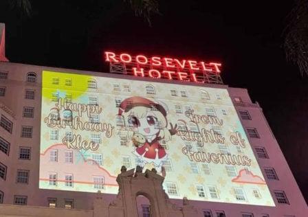 Los Angeles Hollywood Roosevelt