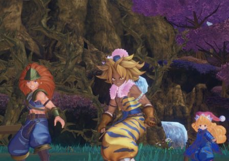 trials-of-mana-screenshot-characters-posing-by-a-tree