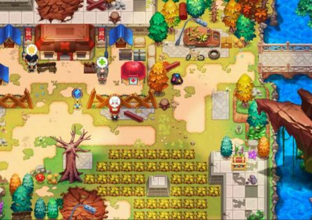 nexomon-extinction-screenshot